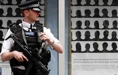 Британец арестован по подозрению в подготовке теракта
