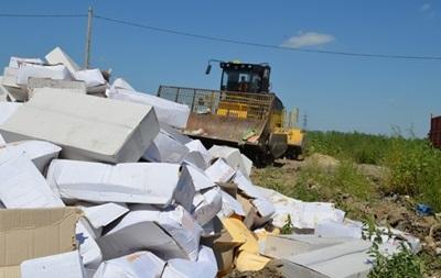 В России предлагают санкционные продукты перерабатывать в электричество