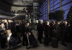 Теракт в Домодедово: В аэропортах России будут проверять на входе всех пассажиров и посетителей