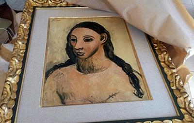 Франция вернула Испании картину Пикассо стоимостью $27 миллионов