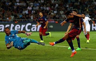 Гол Коноплянки не помог Севилье завоевать Суперкубок UEFA