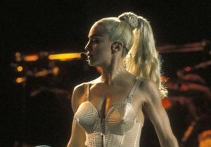 В США пройдет двухчасовая выставка Фэшн-эволюция Мадонны