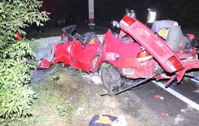 В Ровенской области в ДТП погибла семья
