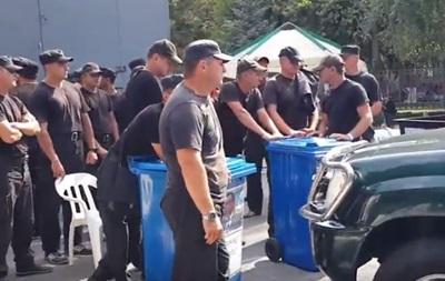 Люди Коломойского заблокировали филиал Укртранснафты - Нафтогаз