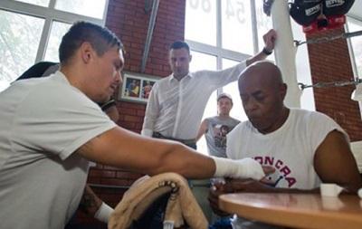 Виталий Кличко: В следующем году Усик будет боксировать за звание чемпиона мира