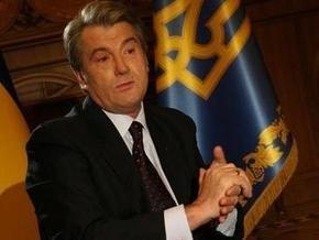 Гривна остается стабильной - Ющенко