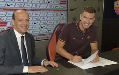 Рома арендовала нападающего у Манчестер Сити