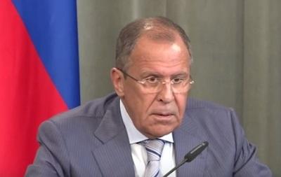 В МИД РФ считают, что Лавров просто кашлянул на встрече с саудитами