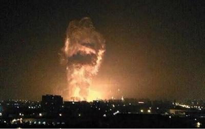 Сильный взрыв в Китае: количество жертв увеличилось до 13 человек