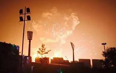 Число погибших от взрыва в Китая возросло до 17 человек