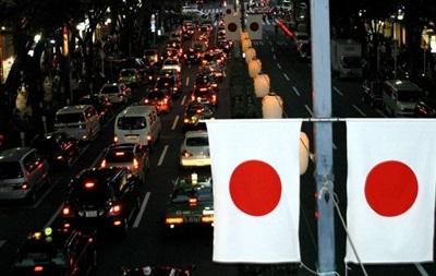 В первый день отпусков в Японии образовались пробки длиной в 45 километров