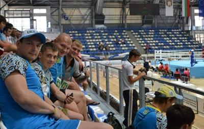 Украинские боксеры остались без медалей чемпионата Европы