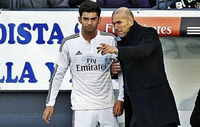 Зидан назначил своего сына капитаном дубля Реала