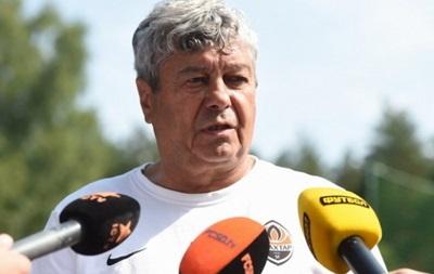Луческу: Не хочу, чтобы мои игроки обращали внимание на ситуацию в Днепре