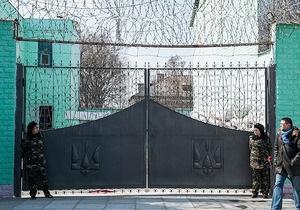 Представители Freedom House приехали в колонию к Тимошенко