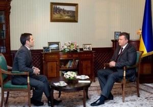 Янукович пригласил международную компанию для экспертного заключения по делу Тимошенко
