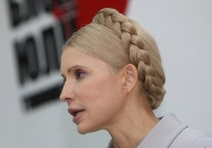 Тимошенко инициирует проведение акций протеста против  узурпации власти