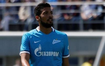 Защитник Зенита может перейти в Валенсию