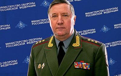 Экс-главкому сухопутных войск РФ дали пять лет за взятку