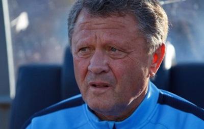 Маркевич: Есть проблемы с составом, но надо выходить и играть в футбол
