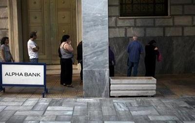 Депозиты в банках Греции не будут списаны – Еврогруппа