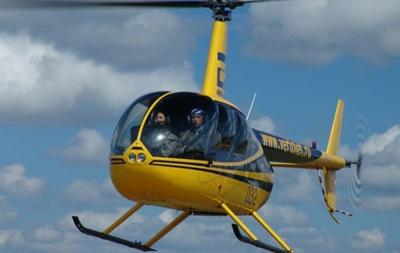 В России рухнул очередной вертолет