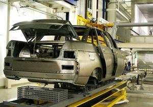 Украина за 11 месяцев увеличила производство автомобилей на 39%