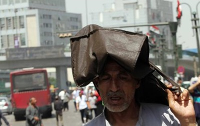 От жары в Египте продолжают умирать люди