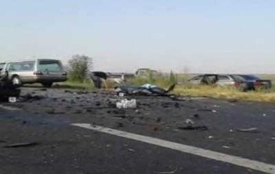 В Румынии в аварию попал микроавтобус с украинскими номерами, есть жертвы