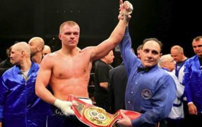 Украинский претендент на титулы Кличко победил в России