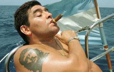 Марадона: Я уже 12 лет не употребляю наркотики