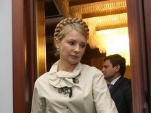 Тимошенко: Кабмин не может влиять на тарифы на пассажирские перевозки в Киеве