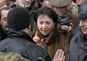Южная Осетия: после  инаугурации на улице  Джиоева намерена сформировать новое правительство