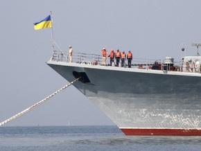 Украина не исключает односторонней демаркации границы с Россией