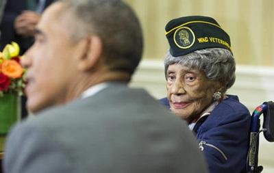 В США умерла старейшая женщина-ветеран Второй мировой войны
