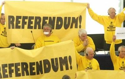 В Нидерландах собрали 10 тысяч подписей на референдум по Украине