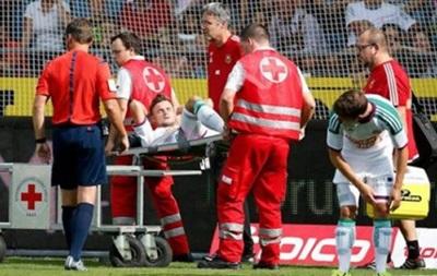 Рапід втратив важливого гравця перед матчами із Шахтарем