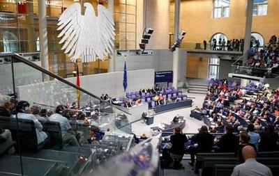 Бундестаг одобрил третий пакет помощи Афинам