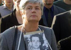 Леся Гонгадзе намерена встретиться с Януковичем