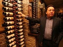 Украинские политики коллекционируют очень дорогие вина