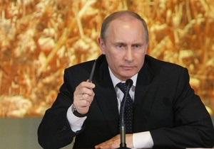 Путин призвал членов Единой России  не возбуждаться  по поводу президентских выборов