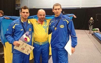 Украинские пятиборцы стали чемпионами Европы в эстафете