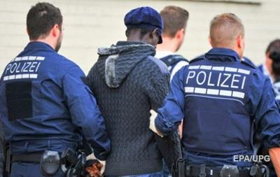 В центре Германии мигранты напали на полицейских