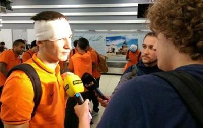 Степаненко надеется вернуться к тренировкам через 2-3 дня