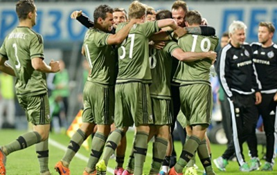Заря проиграла Легии домашний матч Лиги Европы