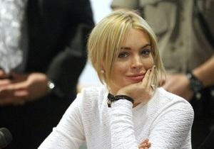 Линдсей Лохан снялась для Playboy