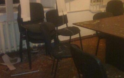 В Николаеве ночью прогремел взрыв в офисе волонтеров