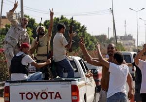 СМИ: В Сирию для борьбы с Асадом прибыли около 600 ливийских добровольцев