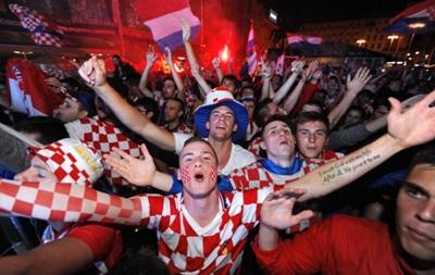 Хорватских фанатов не пустят на отборочные матчи Евро-2016