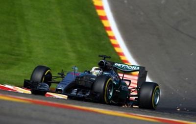 Формула-1: Хэмилтон побеждает в квалификации на Гран-при Бельгии